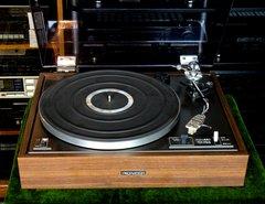 Vintage Pioneer PL 12D Turntable
