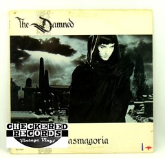 Vintage The Damned Phantasmagoria MCA Records MCA-39039 1985 NM Vintage Vinyl LP Record Album