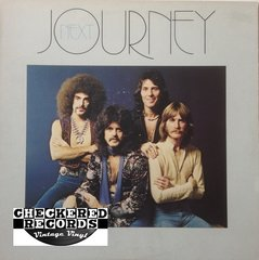 Vintage Journey Next First Year Pressing 1977 US Columbia PC 34311 Vintage Vinyl LP Record Album