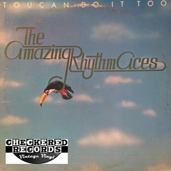 Vintage The Amazing Rhythm Aces Toucan Do It Too First Year Pressing 1977 US ABC Records AB-1005 Vintage Vinyl LP Record Album