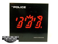 Vintage The Police Ghost in The Machine First Year Pressing A&M SP-3730 1981 NM+ Vintage Vinyl LP Record Album