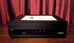 Vintage Adcom GFA-6000 Five Channel Power Amplifier Tested