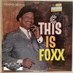 Vintage Redd Foxx This Is Foxx First Year Pressing 1961 US Dooto Records DTL-809 Vintage Vinyl LP Record Album
