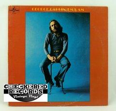 Vintage George Carlin FM & AM Little David US LD 7214 1972 NM- Vintage Vinyl LP Record Album
