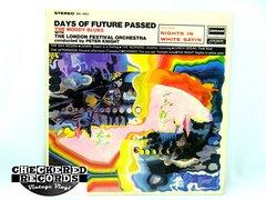Vintage The Moody Blues Days Of Future Passed First Year Pressing London Deram DES 18012 1967 NM- Vintage Vinyl LP Record Album