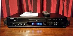 Vintage RSQ MK-22 MPEG4 Professional DVD Player With Karaoke With Remote And Manual