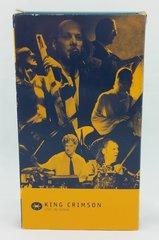 Vintage King Crimson Live In Japan VHS Cassette Tape 1996 Discipline Global Mobile DGM VC1 Vintage VHS Video Cassette Tape