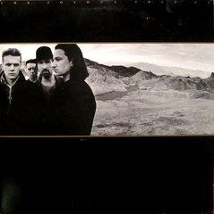 Vintage U2 The Joshua Tree First Year Pressing 1987 US Island Records 90581-1 Vintage Vinyl LP Record Album