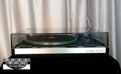Vintage Thorens TD115 Turntable Record Player With Manual