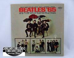 Vintage The Beatles Beatles 65 Capitol ST-2228 1978 NM- Vintage Vinyl LP Record Album