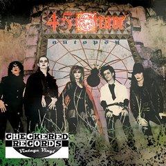 Vintage 45 Grave Autopsy First Year Pressing 1987 US Restless Records 72030-1 Vintage Vinyl LP Record Album