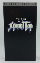 Vintage This Is Spinal Tap Special Edition 2000 MGM VHS Video Cassette Tape