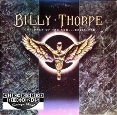 Vintage Billy Thorpe Children Of The Sun...Revisited First Year Pressing 1987 US Pasha FZ 40682 Vintage Vinyl LP Record Album