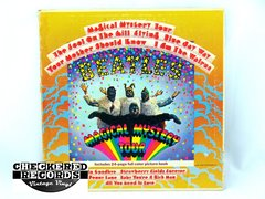 Vintage The Beatles Magical Mystery Tour First Year Pressing Capitol SMAL 2835 1967 VG+ Vintage Vinyl LP Record Album