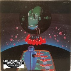 Vintage Eloy Inside First Year Pressing 1974 US Janus Records JLS 3062 Vinyl LP Record Album