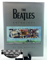 Vintage 2000 First Edition The Beatles Anthology Chronicle Books