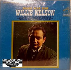Vintage Willie Nelson Make Way For Willie Nelson First Year Pressing 1967 US RCA Victor LSP-3748 Vintage Vinyl LP Record Album