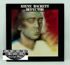 Vintage Steve Hackett Defector Charisma CL-1-3103 1980 NM Vintage Vinyl LP Record Album