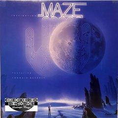 Vintage Maze Featuring Frankie Beverly Inspiration First Year Pressing 1979 US Capitol Records SW-11912 Vintage Vinyl LP Record Album