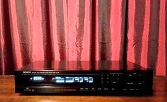 Vintage Denon TU-800 High Quality AM/FM Tuner Tested