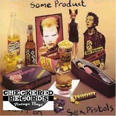 Vintage Sex Pistols Some Product Carri On Sex Pistols First Year Pressing 1979 UK Import Virgin VR2 Vintage Vinyl LP Record Album