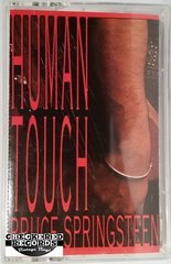 Vintage Bruce Springsteen Human Touch 1992 US Columbia CT 53000 Cassette Tape