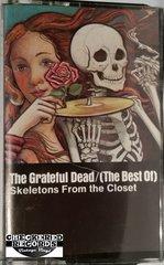 Vintage Grateful Dead (The Best Of) Skeletons From The Closet 1988 US Warner Bros. Records L5W 2764 Cassette Tape