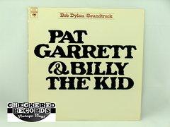 Vintage Bob Dylan Pat Garrett And Billy The Kid Original Soundtrack First Year Pressing Columbia PC 32460 1973 NM Vintage Vinyl LP Record Album