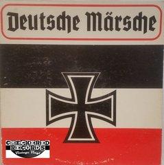 Vintage Deutsche Märsche 1981 US Communications Archives, Inc. CAM-377 Vinyl LP Record Album