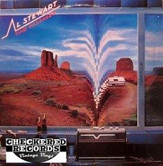 Vintage Al Stewart Time Passages First Year Pressing 1978 US Arista AB-4190 Vintage Vinyl LP Record Album