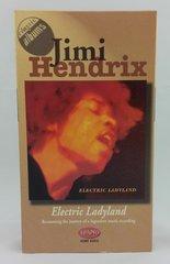 Vintage Jimi Hendrix Electric Ladyland 1997 US Rhino Home Video R3 2386 Vintage VHS Video Cassette Tape