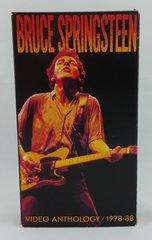 Vintage Bruce Springsteen Video Anthology 1978-88 1989 US CMV Enterprises 49010 Vintage VHS Video Cassette Tape