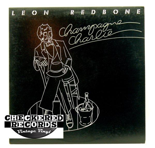 Vintage Leon Redbone Champagne Charlie Warner Bros Bsk