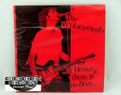 Vintage The Replacements In Heaven There Is No Beer Toast Records JONESCO 10,100 R-11,100 1984 NM Vintage Vinyl LP Record Album