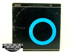 Vintage GERMS (GI) With Insert First Year Pressing Slash Records SR-103 1979 NM- Vintage Vinyl LP Record Album