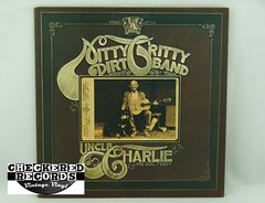 Vintage Nitty Gritty Dirt Band Uncle Charlie & His Dog Teddy Liberty Records US LST-7642 1970 NM Vintage Vinyl LP Record Album