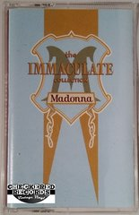 Vintage Madonna The Immaculate Collection 1990 US Sire 4-26440 Vintage Cassette Tape