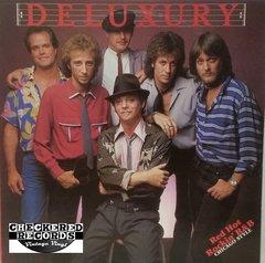 Vintage Deluxury Deluxury First Year Pressing 1983 US Hot Vinyl Records H.V. 1002 Vinyl LP Record Album