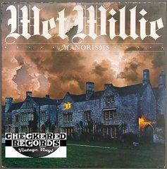 Vintage Wet Willie Manorisms First Year Pressing 1977 US Epic JE 34983 Vintage Vinyl LP Record Album