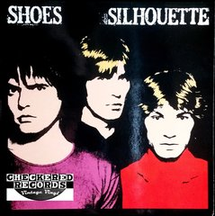 Vintage RARE Shoes Silhouette First Year Pressing France Import P.A.I. MU 241 1984 New Rose Records ROSE 44 Vintage Vinyl LP Record Album