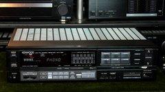 Vintage Kenwood KR-V76R Audio Receiver With Phono Turntable Hook Up