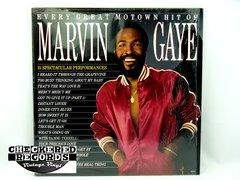 Vintage Marvin Gaye Every Great Motown Hit Of Marvin Gaye Motown 6058ML 1983 NM Vintage Vinyl LP Record Album