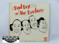 Vintage The Jive Bombers Bad Boy First Year Pressing Savoy Jazz SJL 1150 1984 NM Vintage Vinyl LP Record Album