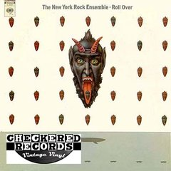Vintage The New York Rock Ensemble Roll Over First Year Pressing 1971 US Columbia C 30033 Vintage Vinyl LP Record Album
