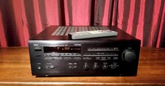 Vintage Yamaha RX-V850 Audio Video Stereo Receiver With Phono Turntable Hook Up