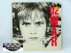 Vintage U2 WAR First Year Pressing Island 90067-1 1983 NM- Vintage Vinyl LP Record Album