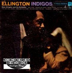 Vintage Duke Ellington And His Orchestra Ellington Indigos 1958 US Columbia CL 1085 Vintage Vinyl LP Record Album