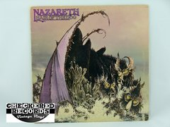 Vintage Nazareth Hair Of The Dog First Year Pressing A&M SP-4511 1975 NM- Vintage Vinyl LP Record Album