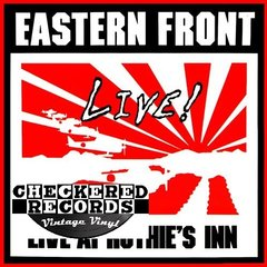 Vintage Eastern Front Live At Ruthie's Inn (DRI, Violence, Hexx Sentinel Beast, Raw Power LAAZ Rockit, Fuhrer, Tyrannacide, Forbidden Evil and more) With Liner Notes First Year Pressing Restless Records 72184-1 US 1986 Vintage Vinyl LP Record Album