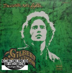 Vintage Gilbert O'Sullivan I'm A Writer, Not A Fighter First Year Pressing 1973 US MAM 7 Vintage Vinyl LP Record Album